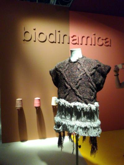 Pitti Filati, Tema Biodinamica